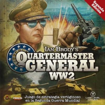 Quartermaster General: WW2