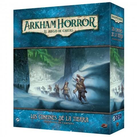 [Preventa] Arkham Horror LCG: Los Confines de la Tierra - Campaña