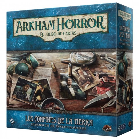 Arkham Horror LCG: Los Confines de la Tierra - Investigadores