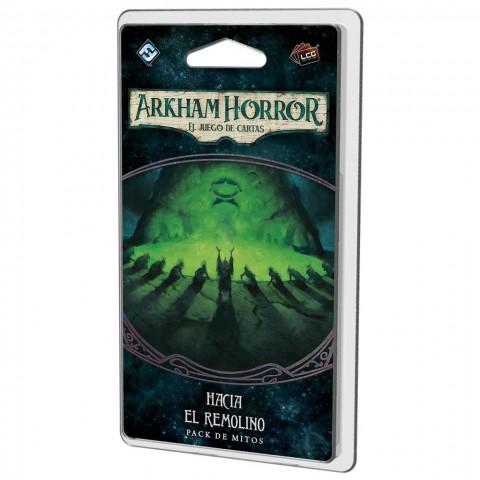 Arkham Horror LCG: La Conspiración de Innsmouth 6- Hacia el remolino