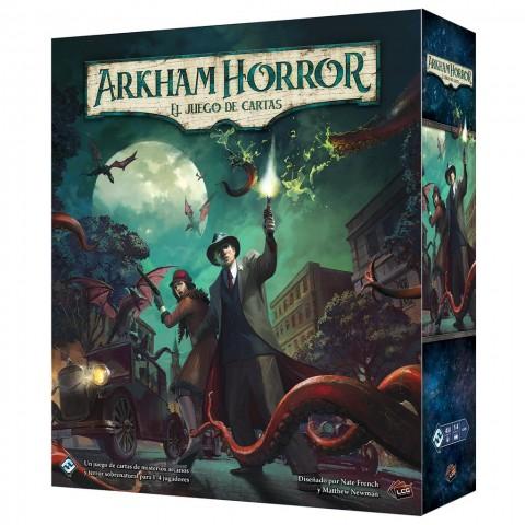 [Preventa] Arkham Horror LCG: Caja Básica Ed. Revisada