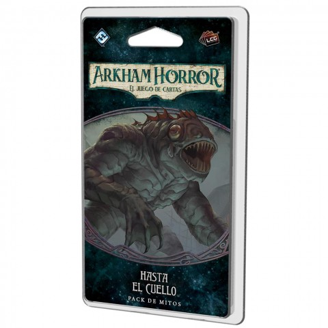 Arkham Horror LCG: La Conspiración de Innsmouth 1- Hasta el cuello