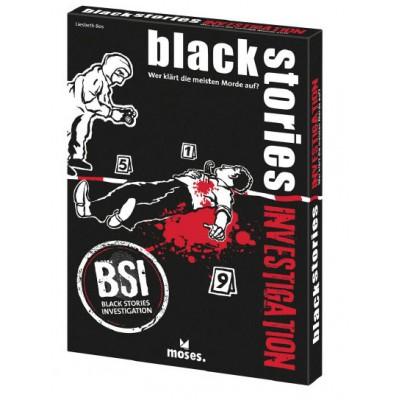 Black Stories: Investigación
