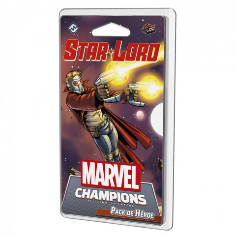 Marvel Champions: El juego de Cartas - Star-Lord