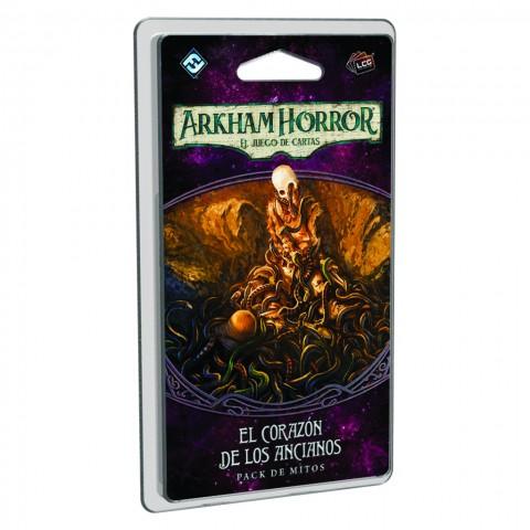 Arkham Horror LCG: La era olvidada IV - El corazón de los ancianos
