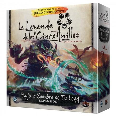 Bajo la sombra de Fu Leng -La leyenda de los 5 anillos LCG