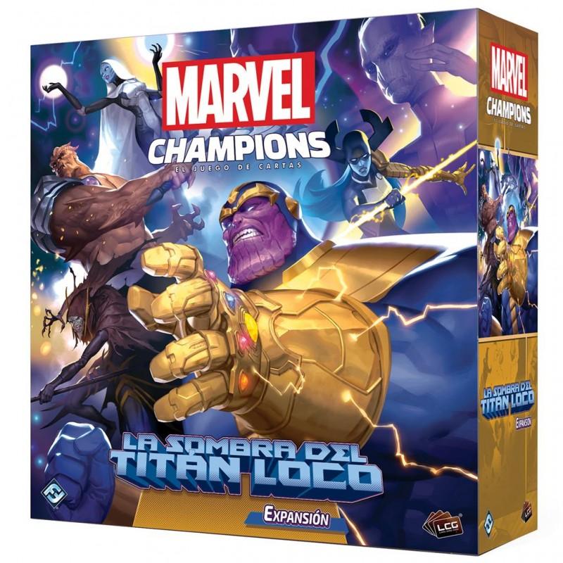 Marvel Champions: LA SOMBRA DEL TITÁN LOCO (PREVENTA)