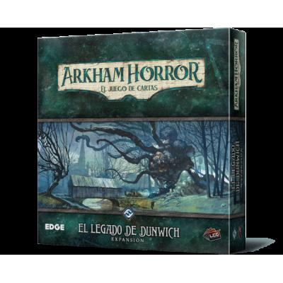 Arkham Horror LCG: El Legado de Dunwich I