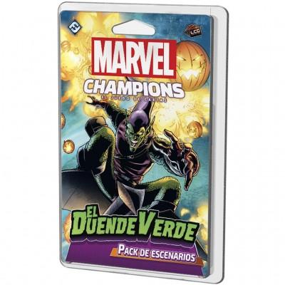 Marvel Champions: El juego de Cartas - El Duende Verde