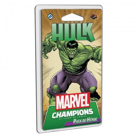 Marvel Champions: Pack de Héroe Hulk