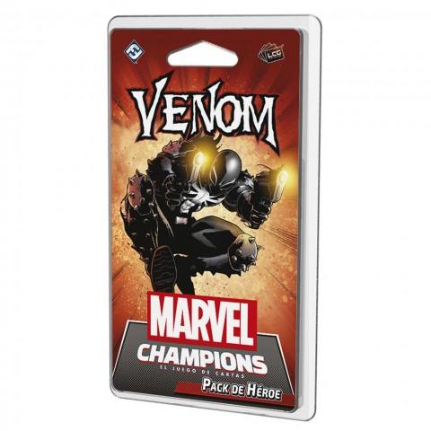 Marvel Champions: El juego de Cartas - Venom