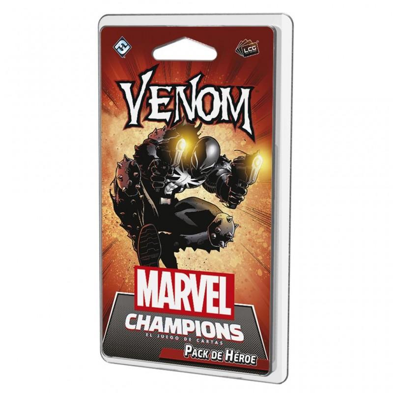 Marvel Champions: El juego de Cartas - Venom [Preventa]