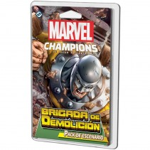 Marvel Champions: El juego de Cartas - Brigada de Demolición