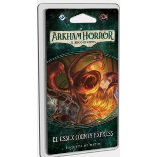 Arkham Horror LCG: El Essex County Express