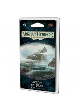 Arkham Horror LCG: La Conspiración de Innsmouth 2- Arrecife del Diablo
