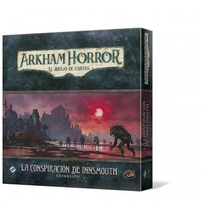 Arkham Horror LCG: La conspiración de Innsmouth