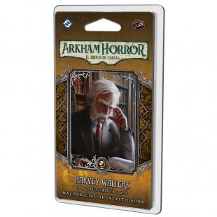 Arkham Horror LCG: Harvey Walters- Mazo del Investigador
