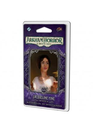 Arkham Horror LCG: Jacqueline Fine - Mazo del Investigador