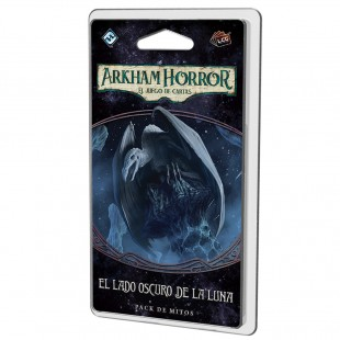 Arkham Horror LCG: Devoradores de Sueños IIIA - El lado oscuro de la luna