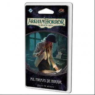 Arkham Horror LCG: Devoradores de Sueños II - Mil formas de horror