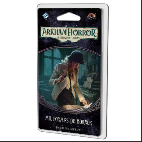 Arkham Horror LCG: Devoradores de Sueños IIB - Mil formas de horror