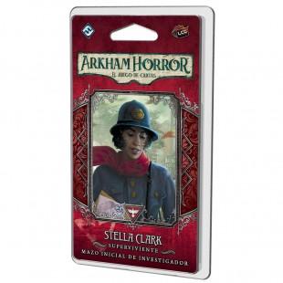 Arkham Horror LCG: Stella Clark - Mazo del Investigador