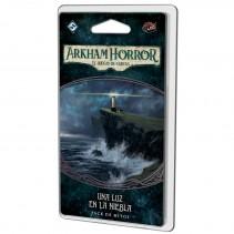 Arkham Horror LCG: La Conspiración de Innsmouth 4- Una Luz en la Niebla