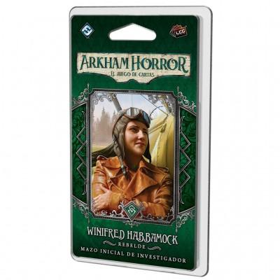 Arkham Horror LCG: Winifred Habbamock - Mazo del Investigador
