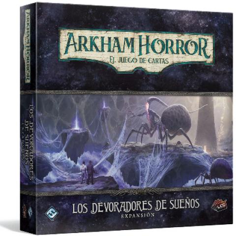 Arkham Horror LCG: Devoradores de Sueños I