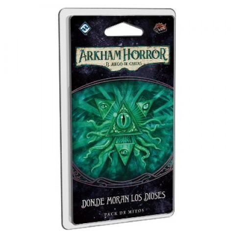 Arkham Horror LCG: Devoradores de Sueños IV-A - Donde moran los Dioses