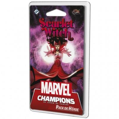 Marvel Champions: El juego de Cartas - Scarlet Witch