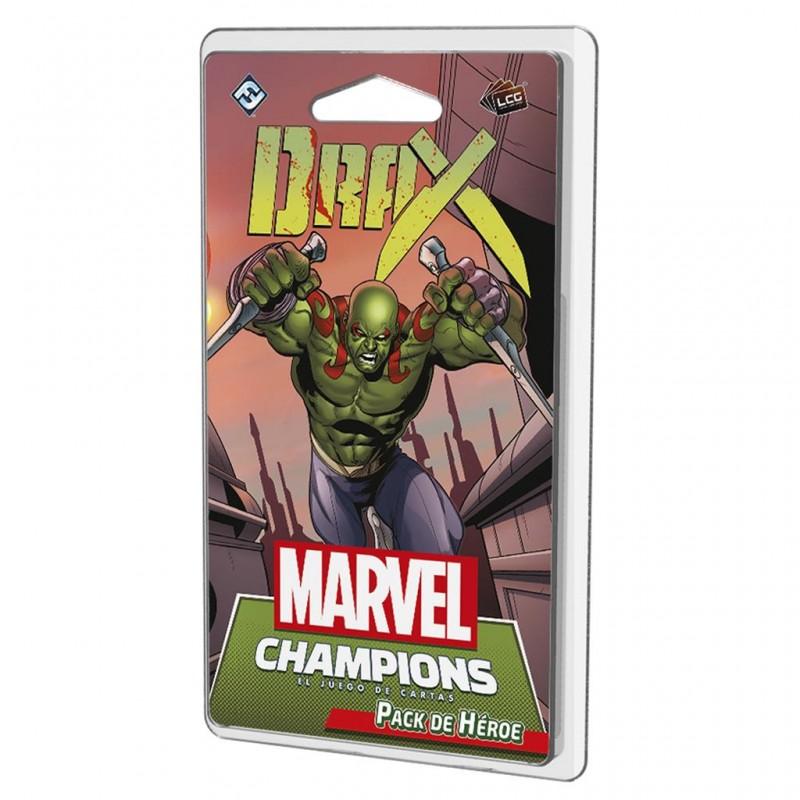 Marvel Champions: El juego de Cartas - Drax (Preventa)