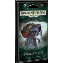 Arkham Horror LCG: El Legado de Dunwich IV - Sangre en el altar