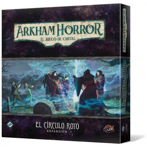 Arkham Horror LCG: El Círculo Roto I
