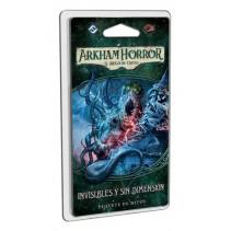Arkham Horror LCG: El Legado de Dunwich V -  Invisibles y sin dimensión