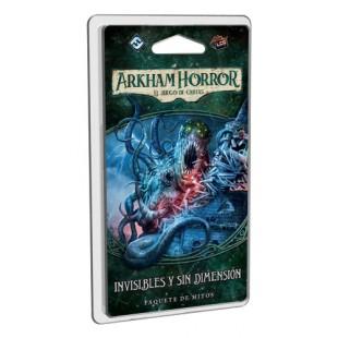 Arkham Horror LCG:  Invisibles y sin dimensión / El legado de Dunwich