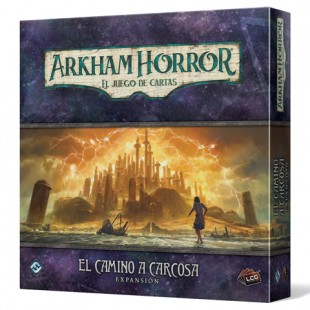 Arkham Horror LCG: El camino a Carcosa