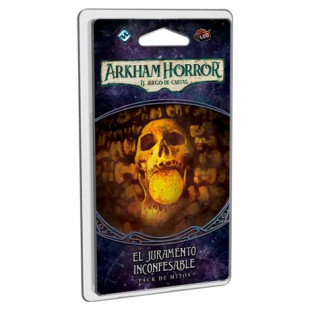 Arkham Horror LCG: El Camino a Carcosa III - El Juramento Inconfesable