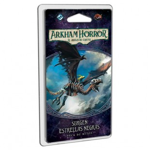 Arkham Horror LCG:  El Camino a Carcosa VI - Surgen Estrellas Negras