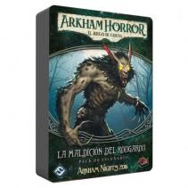 Arkham Horror LCG: La maldición del rougarou