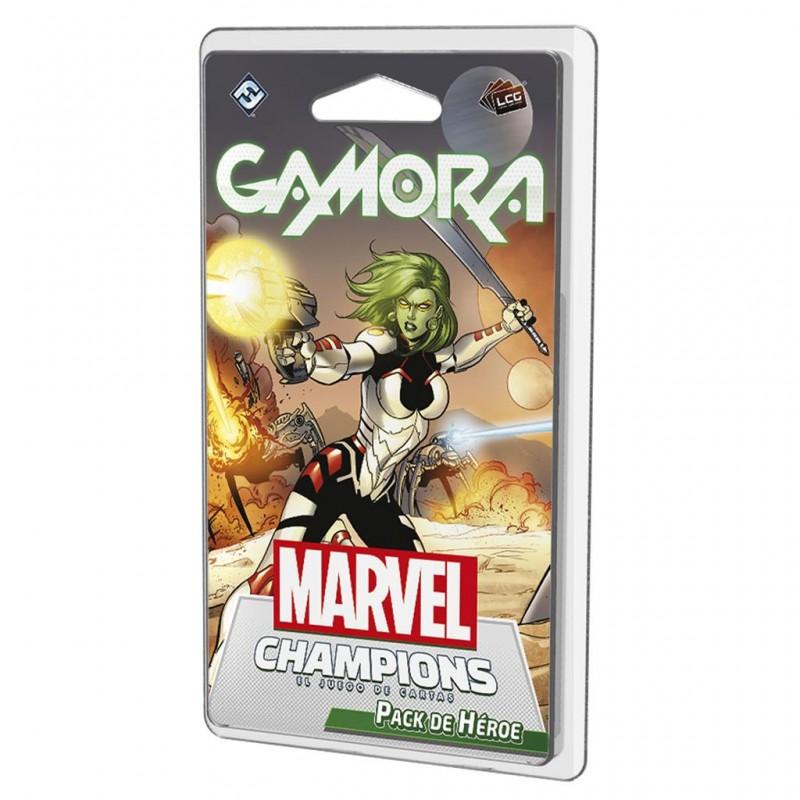 Marvel Champions: El juego de Cartas - Gamora (Preventa)