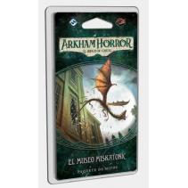 Arkham Horror LCG:  El Legado de Dunwich II - El Museo Miskatonic