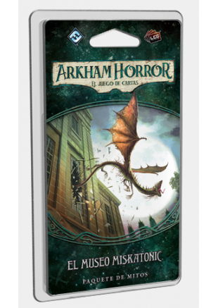 Arkham Horror LCG:  El museo Miskatonic