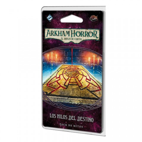 Arkham Horror LCG: La era olvidada II - Los hilos del destino