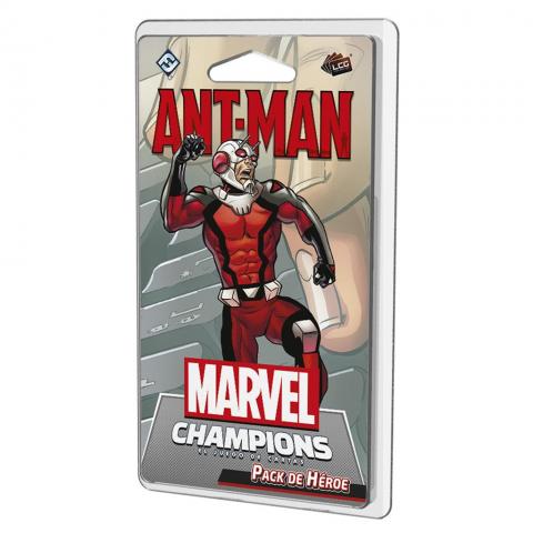 Marvel Champions: El juego de Cartas - Ant-Man