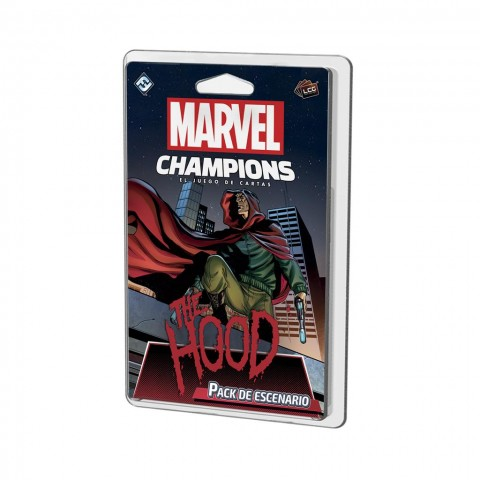 [Preventa 15-10-21] Marvel Champions - The Hood