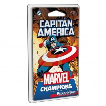 Marvel Champions: El juego de Cartas - El Capitán America