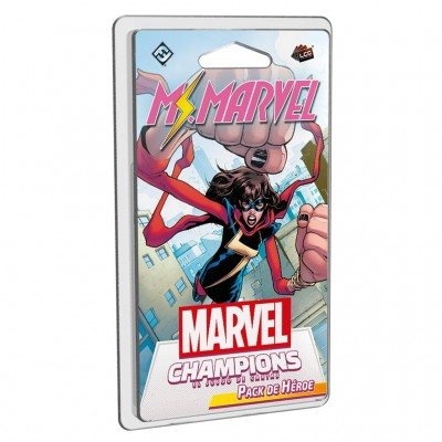 Marvel Champions: El juego de Cartas - Ms. Marvel