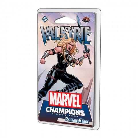 [Preventa 19-11-21] Marvel Champions - Valquiria