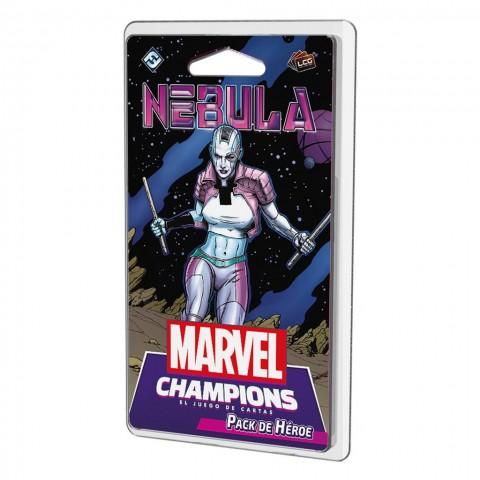 [Preventa] Marvel Champions: El juego de Cartas - Nebula